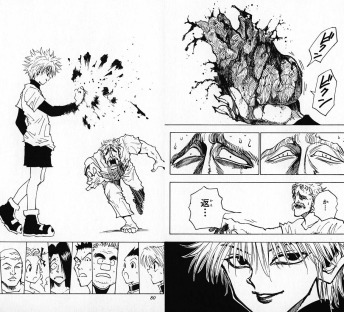 © Hunter X Hunter by Yoshihiro Togashi / SHUEISHA INC.