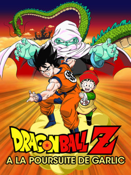 dbz a la poursuite de garlic